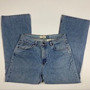Vintage 90s Gap Retro Flare Denim Jean Pants